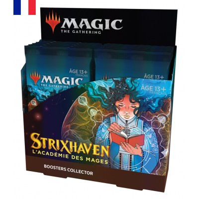 MTG - Collector Booster - Strixhaven: School of Mages - FR