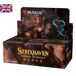 MTG - Draft Booster - Strixhaven: School of Mages - EN