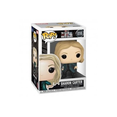 Sharon Carter - The Falcon et Winter Soldier (816) - Pop Heroes