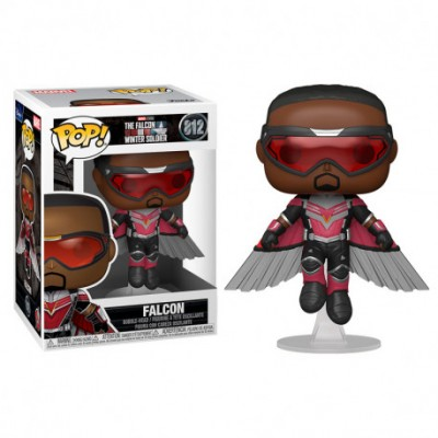 Falcon (Flying) - The Falcon et Winter Soldier (812) - Pop Heroes