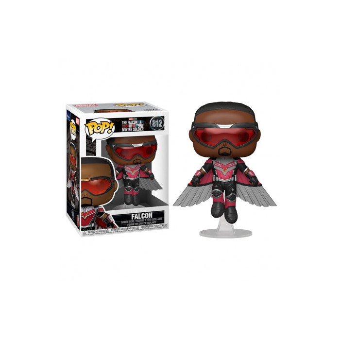 Falcon (Flying) - The Falcon et Winter Soldier (812) - POP Marvel