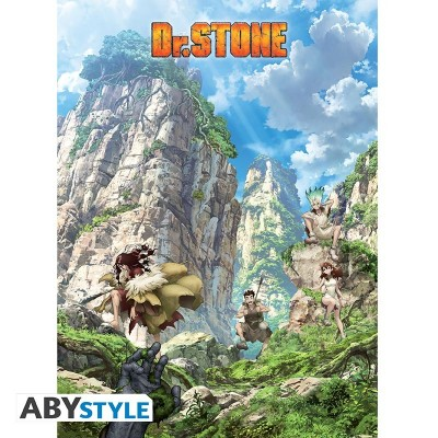 Poster - Dr. Stone - Stone World
