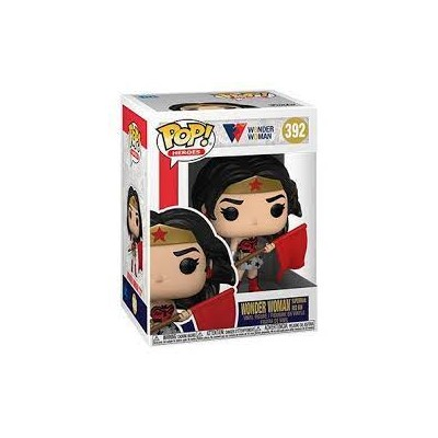 Wonder Woman (Superman :Red Son) - Wonder Woman 80th (392) - Pop Heroes