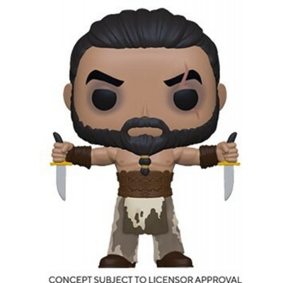 Khal Drogo w/Daggers - Game of Thrones (...) - Pop TV