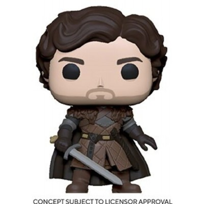 Robb Stark w/Sword - Game of Thrones (...) - Pop TV