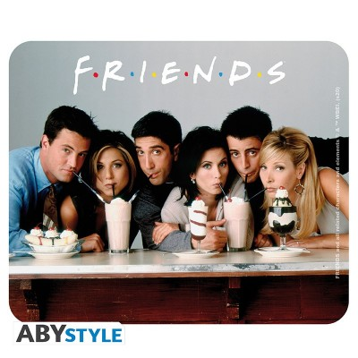 Tapis de souris souple - Friends - Milkshake