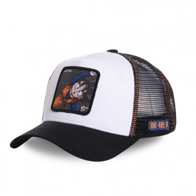 Casquette Trucker - Dragon Ball - Fusion Goten