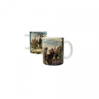 Mug - The Hobbit - Groupe des nains