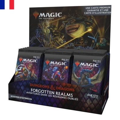 MTG - Set Booster - Adventures in the Forgotten Realms - FR