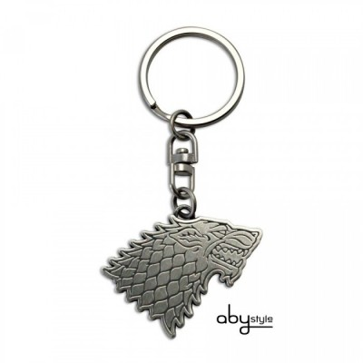 Game Of Thrones - Logo Stark (Porte clef)
