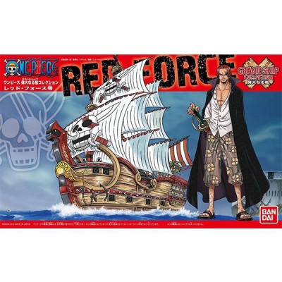 Maquette - Grand Ship Collection - Red Force - One Piece