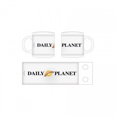 Mug - Men of Steel - Daily Planet