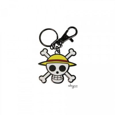 Porte-Clef - One Piece - Skull - Luffy