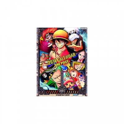 Calendrier 2014 - One Piece