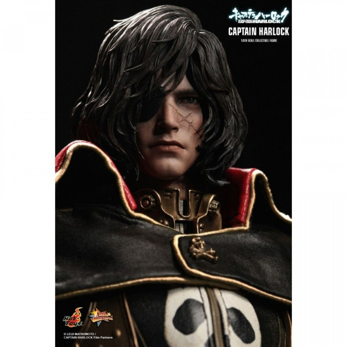 Captain Herlock (Albator) - Hot Toys (1/6)