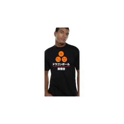 T-shirt Neko Shodo - Shodo Ball - Dragon Ball - XL