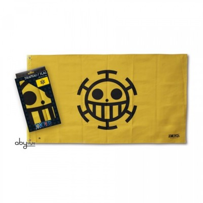 Drapeau One Piece - Trafalgar Law (70x120cm)