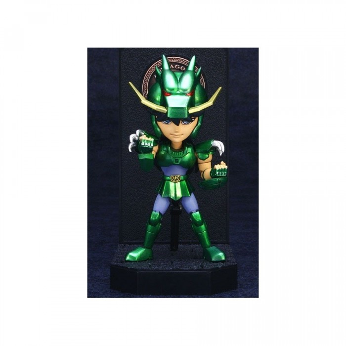 Dragon Shiryu - Art Storm - SD Chogokin
