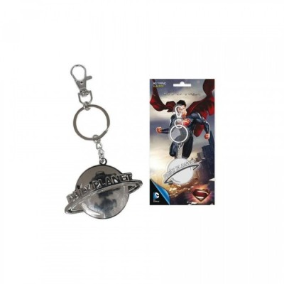 Porte-Clef DC - Man of Steel Daily Planet