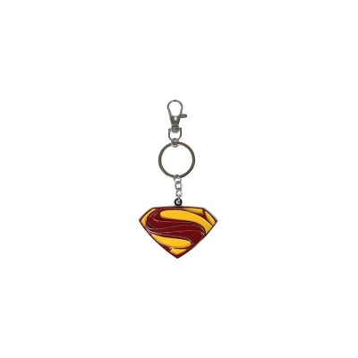Porte-Clef DC - Man of Steel Emblem