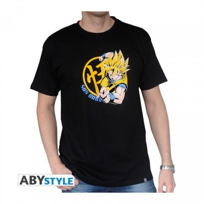 T-shirt Dragon Ball Z - Goku - S