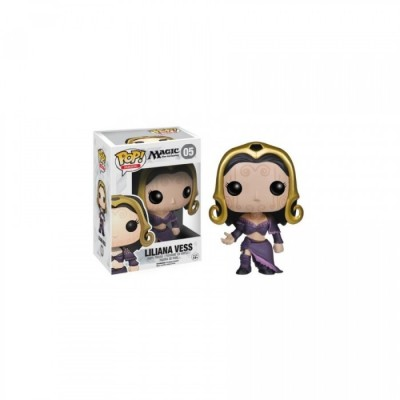 Liliana Vess - Magic The Gathering (05) - Pop Game