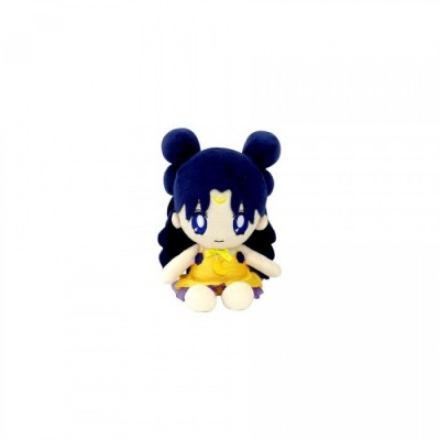 Peluches Sailor Moon - Luna (version humaine) - 20 CM