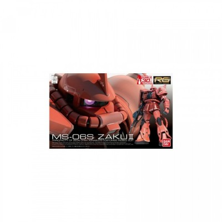 Real Grade - Gundam - 06S Zaku Ⅱ
