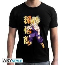 T-shirt The Hobbit - Smaug - L