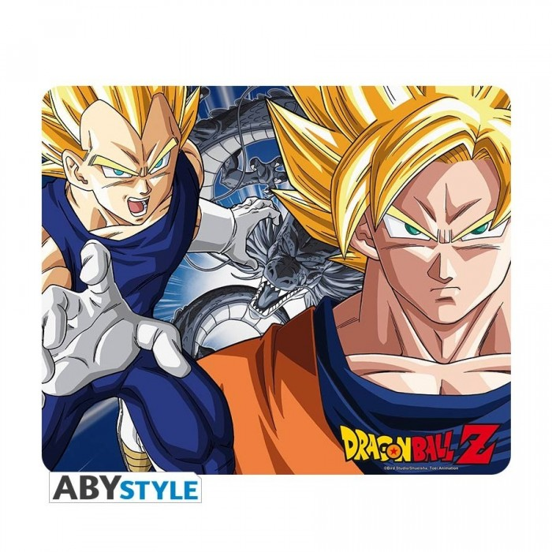 Tapis de Souris - DBZ - Goku & Vegeta