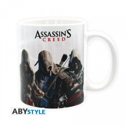 Mug - Assassin's Creed - Groupe