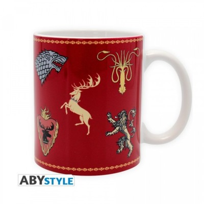 Mug - Game of Thrones - Blasons