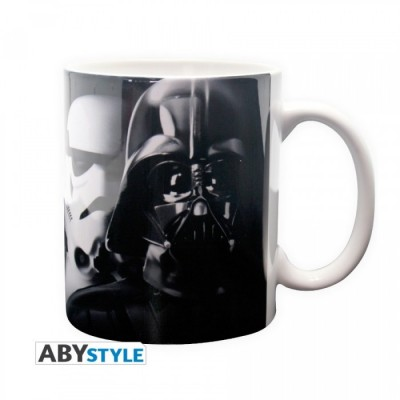 Mug - Star Wars - Vador/Troopers