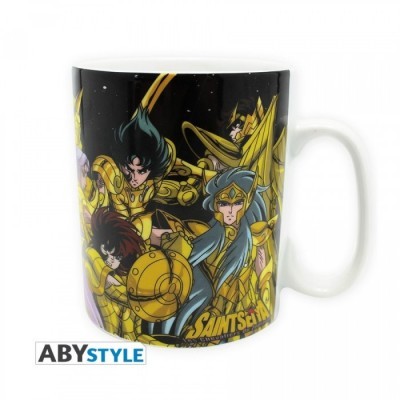 Mug - Saint Seiya - Les Chevaliers d'Or - 460 ml