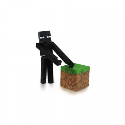 Minecraft - Enderman - 8cm