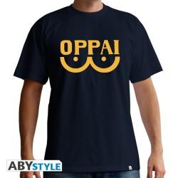 T-shirt Neko - Fight - Attack On Titan - M - Fond Noir - M
