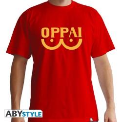 T-shirt Neko - Fight - Attack On Titan - XL - Fond Noir - XL