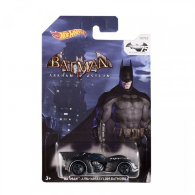 Batmobile - Batman Arkham Asylum - 75th anniversary