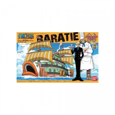One Piece - Baratie (Maquette taille 1 : 13Cm) - Grand Ship Collection