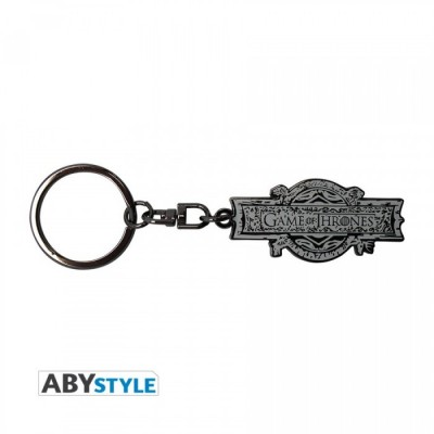 Game Of Thrones - Logo (Porte clef)