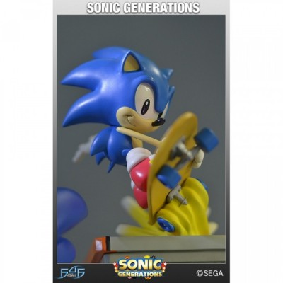 Sonic - Collector Statue