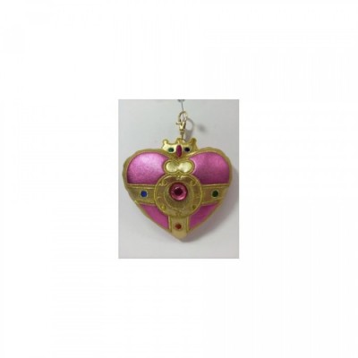 Sailor Moon - Broche coeur de transformation - Peluche