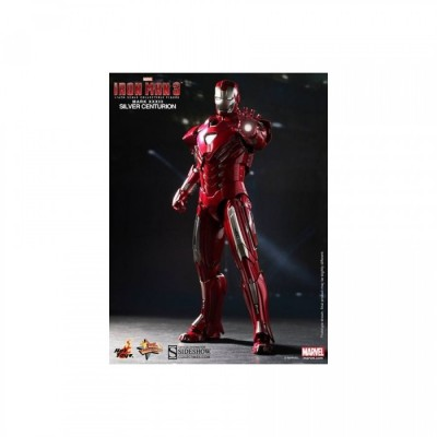 Iron Man - Silver Centurion - Hot Toys