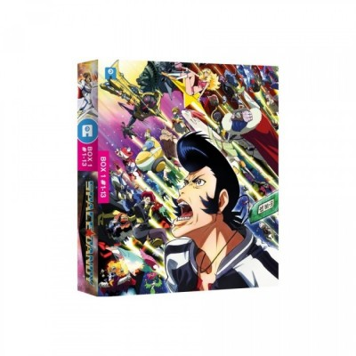 Space Dandy - Saison 1 - 4 DVD - 13 épisodes - VOSTF + VF