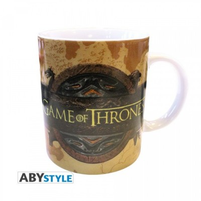 Mug - Game Of Thrones - Logo Opening