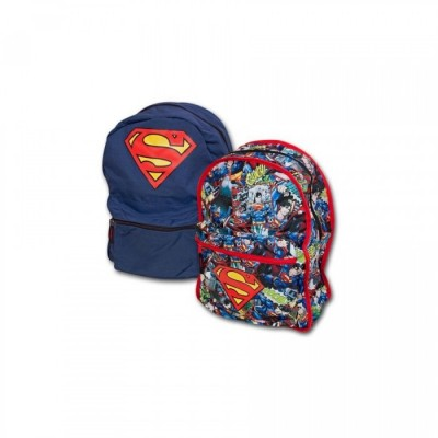 Sac à dos Réversible - Super Man - Logo