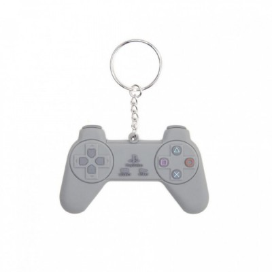 Porte-clef PVC - Playstation - Manette