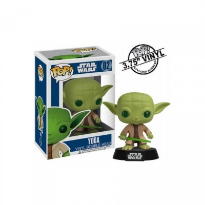 Yoda - Star Wars (02) - Pop Movie