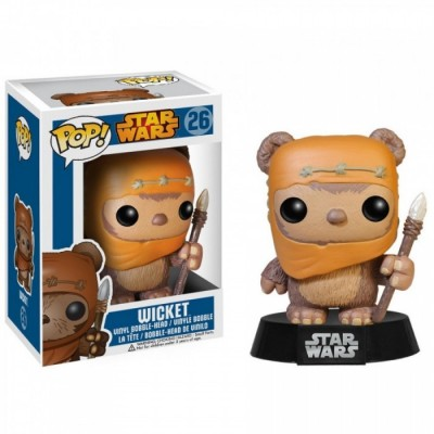 Wicket - Star Wars (26) - Pop Movie