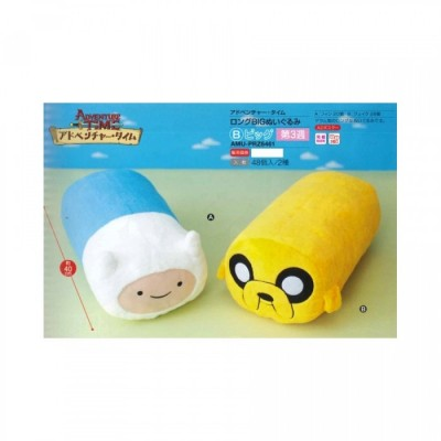 Finn Allongé - Peluche - Adventure Time - 40cm
